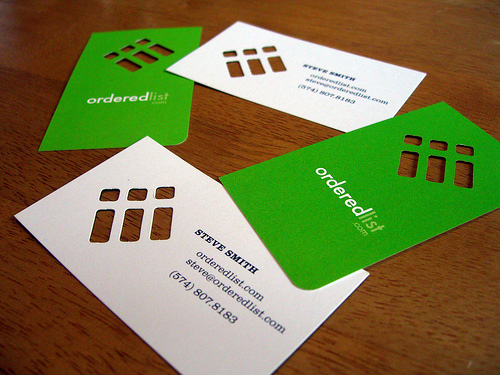 5 ways to effectively design business cards web ascender cut out business cards colourmoves