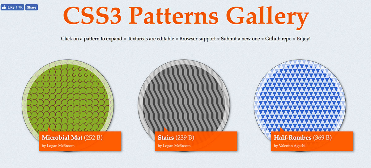 CSS Patterns
