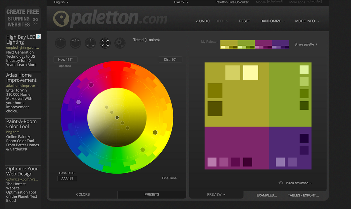 Color Scheme Designer Understanding Color Schemes & Choosing Colors For Your Website