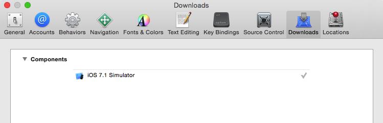 Setup iOS 8 Simulator on OS X - Web Ascender