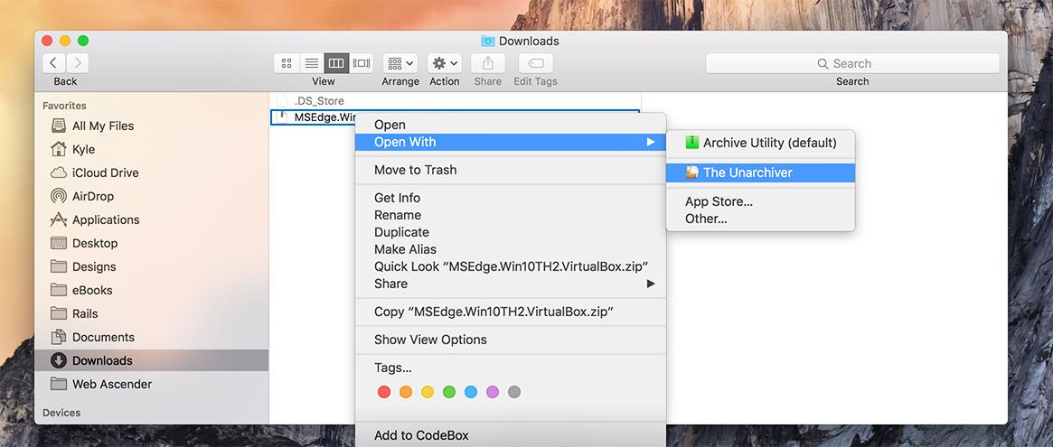 How to Setup Windows 10 Virtualization on Mac OS X - Web