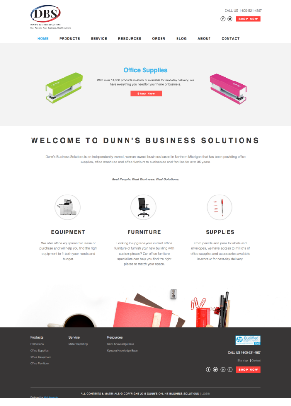 Dunn's Business Solutions