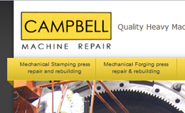 Campbell Press Repair