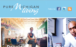 Pure Michigan Living - MSHDA