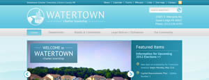 Township Website Design