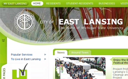 City of East Lansing