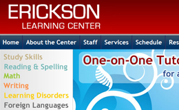 Erickson Learning Center