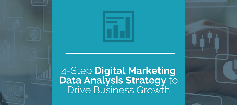 Digital Marketing Data Analysis Strategy