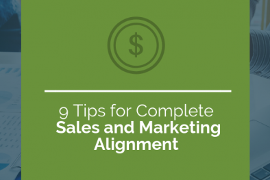 9 tips for complete sales and marketing alignment image
