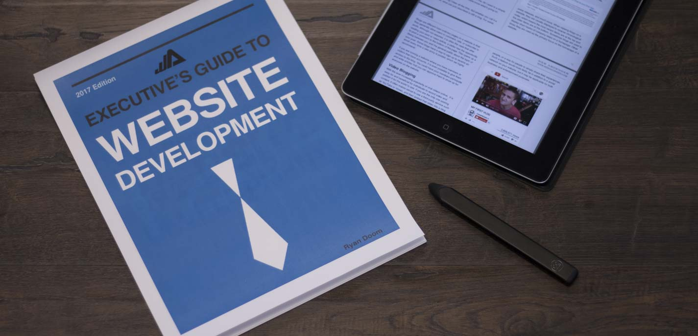 Executive's guide to web development ebook