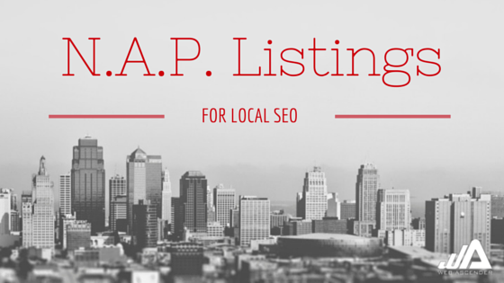 How N.A.P. Listings Can Enhance Your Local SEO - Web Ascender