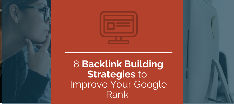 backlink building strategies to improve your google rank