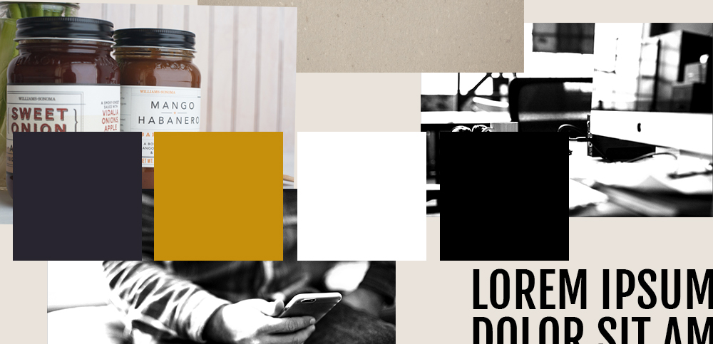 5 Web Design Mood Boards You Can Copy For Your Next Project With Css Styles
