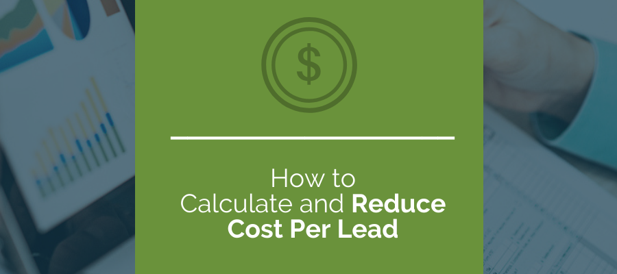 how to calculate and reduce CPL