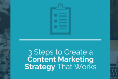 content marketing creation strategy