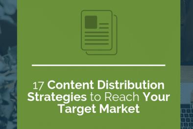 17 content distribution strategies