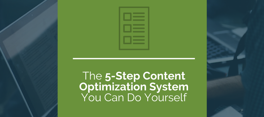 content optimization system