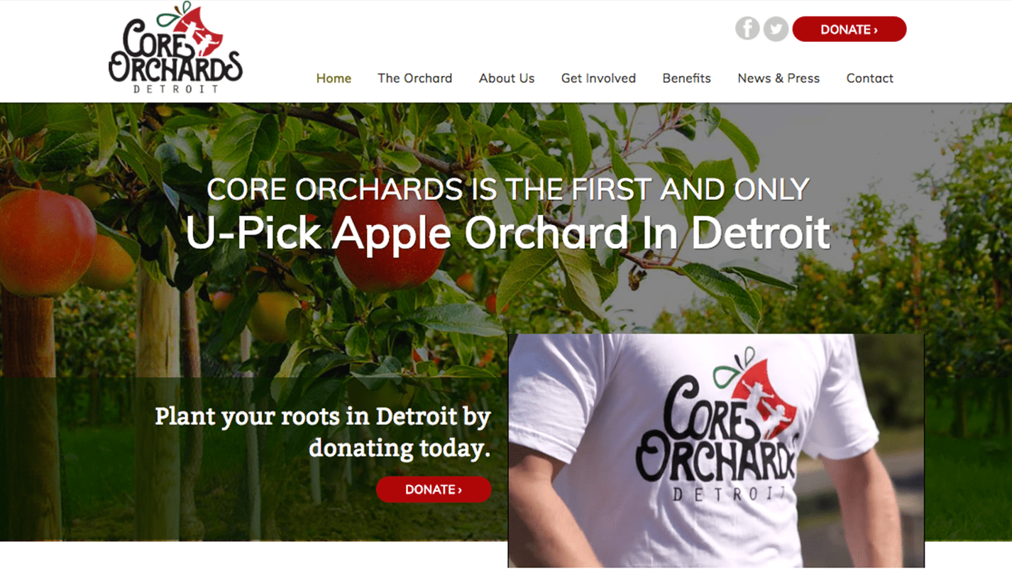 Core Orchards screenshot