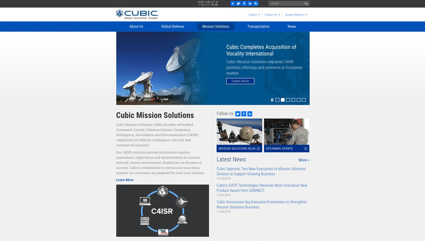 Cubic Defense screenshot