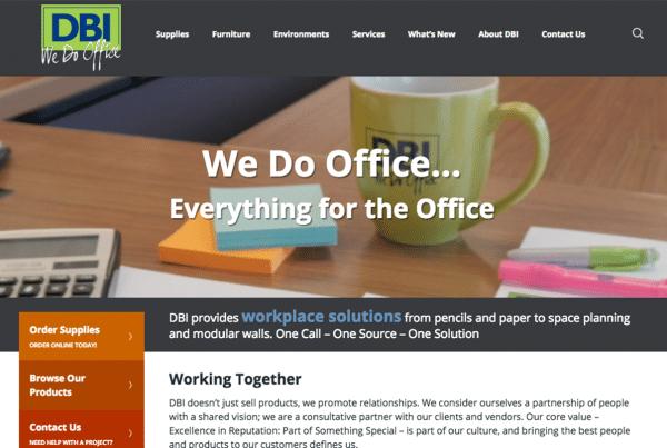 Amazing DBI Office