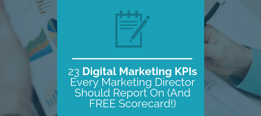 Digital Marketing KPIs