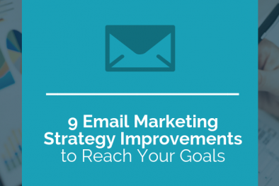 email marketing strategy improvements