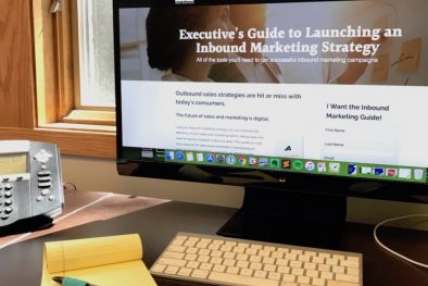 executive's inbound marketing guide