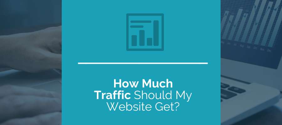 how much traffic should my website have