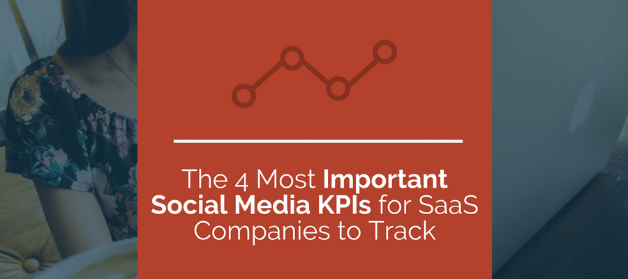 Important Social Media KPIs for SaaS companies