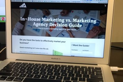 in house vs. marketing agency guide