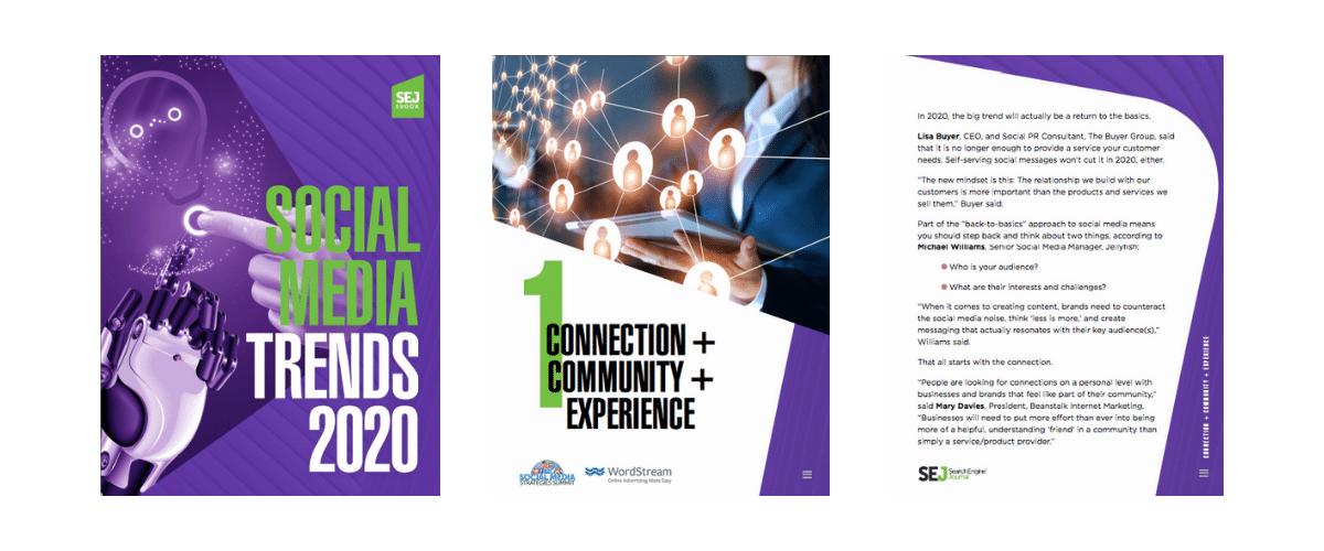 inbound marketing ebooks social media