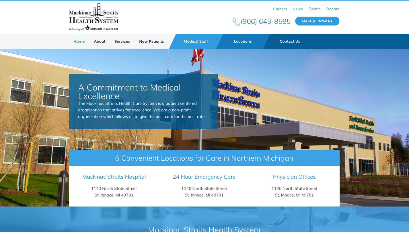 Mackinac Straits Health Systems