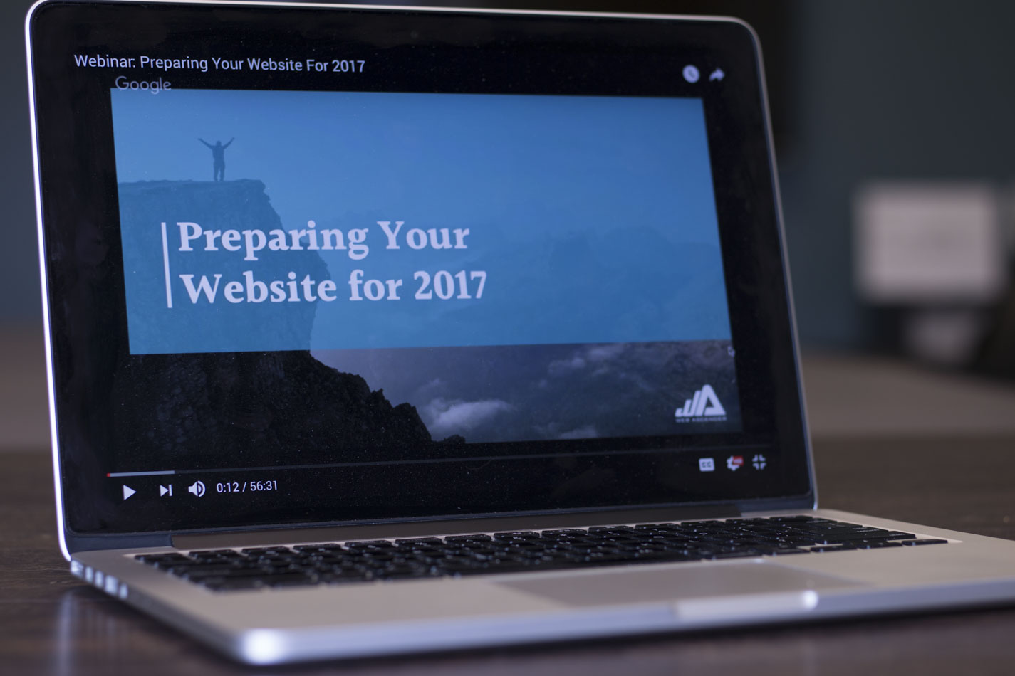 Preparing Your Website 2017