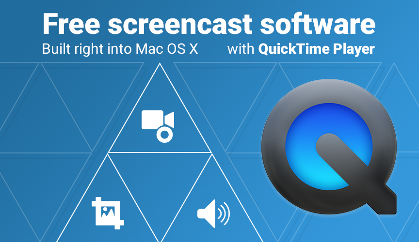 Free Screencast Software Built Right Into Mac OS X - Web Ascender