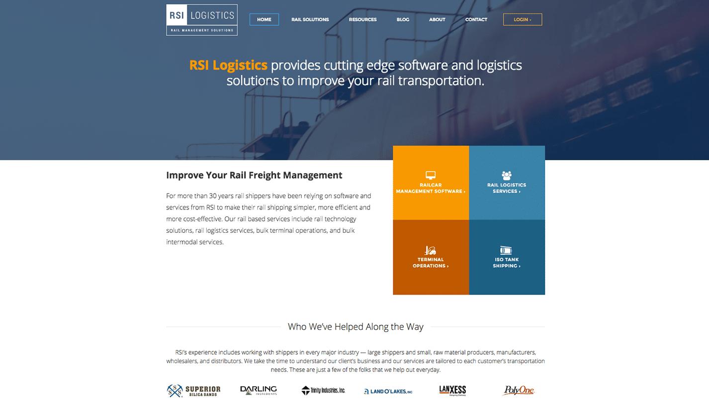 RSI Logistics screenshot