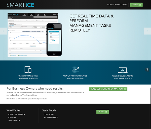 Smartice screenshot