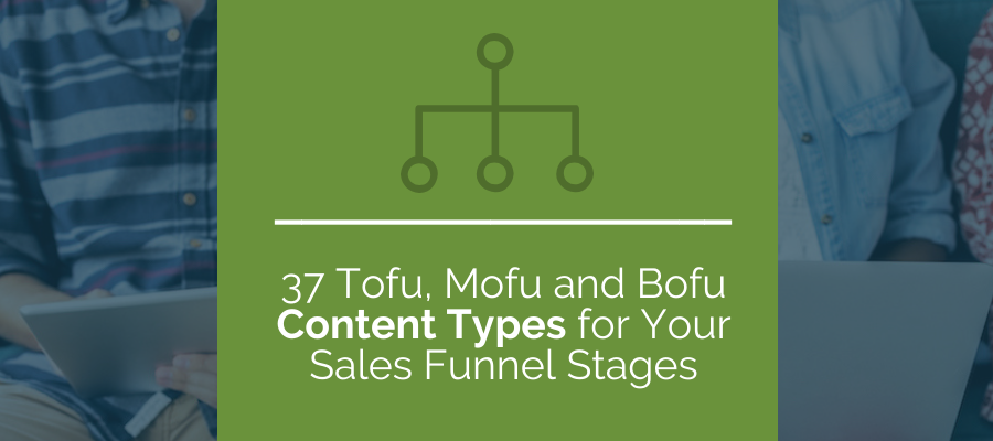 tofu mofu bofu content marketing