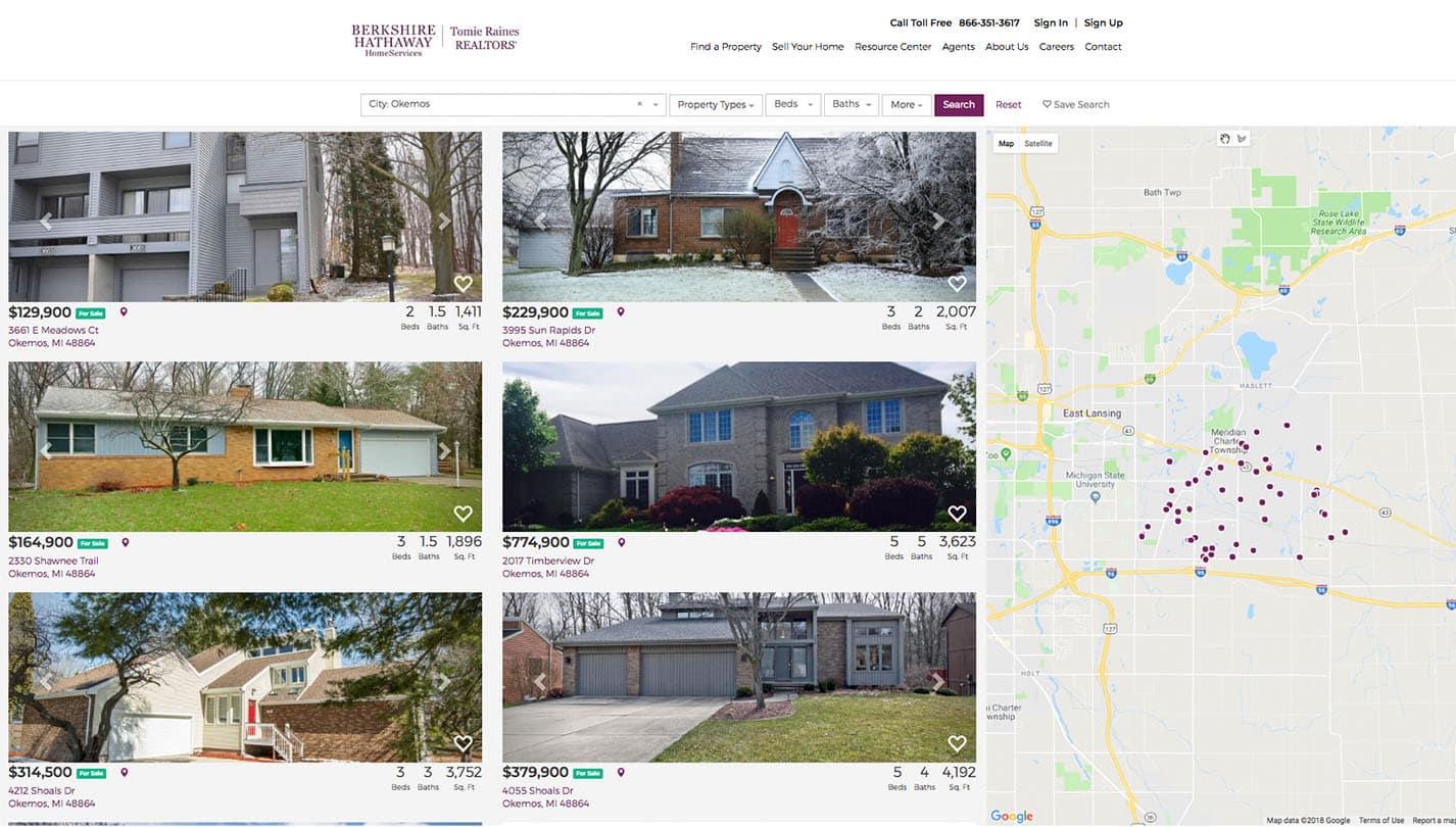 Berkshire Hathaway HomeServices Tomie Raines REALTORS