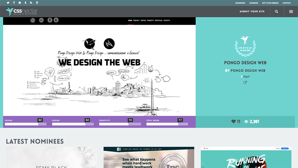 10 Places to Look for Website Design Inspiration - Web Ascender